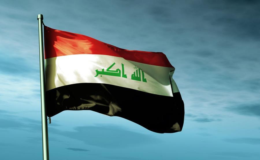 Flaga Iraku