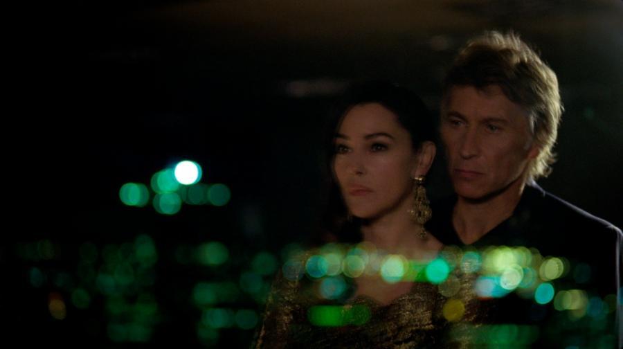 "Monica Bellucci w filmie ""Ville-Marie"""