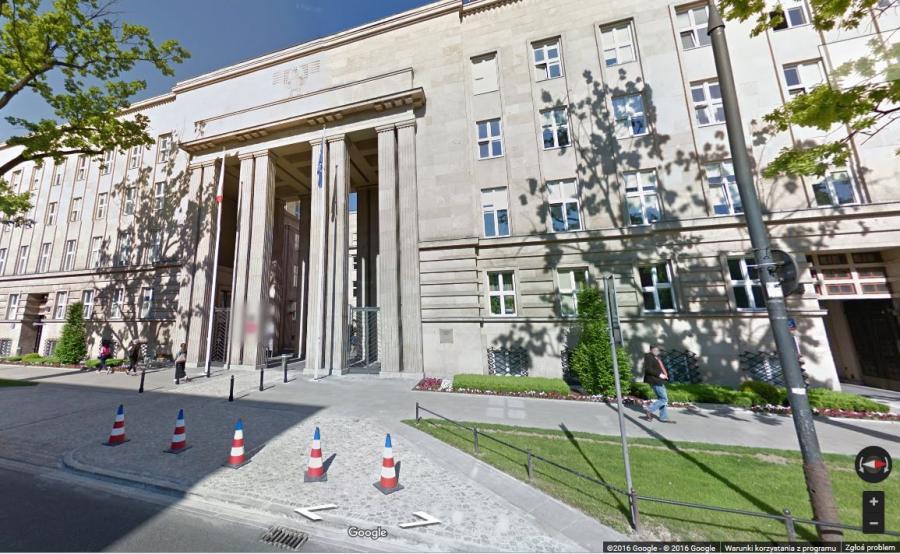 Budynek Ministerstwa Edukacji Narodowej