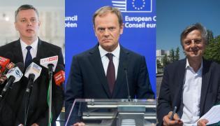 Tomasz Siemoniak, Donald Tusk i Andrzej Zybertowicz
