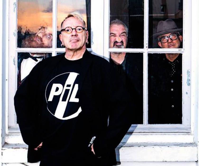 John Lydon i jego PIL na jedynym koncercie w Polsce