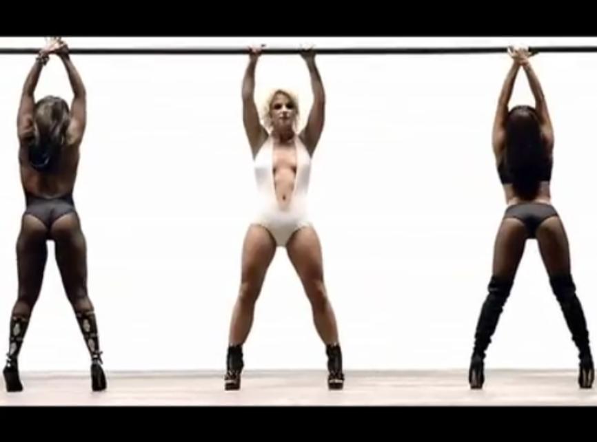 Britney bardziej pikantna, ale czy sexy?