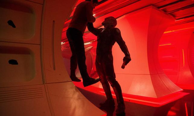 Star Trek: W nieznane - wielki kinowy spektakl [galeria]