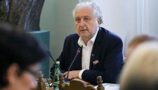 Prof. Andrzej Rzepliński w Sejmie