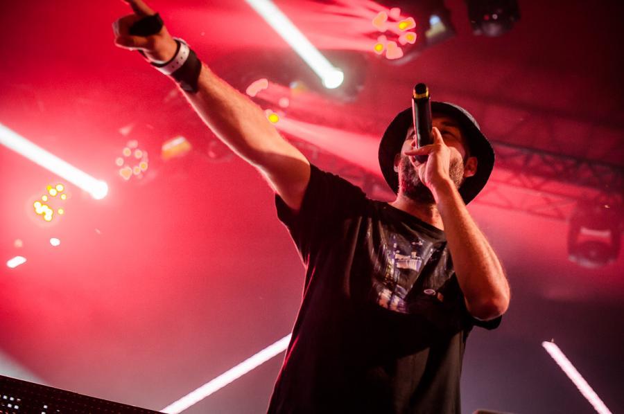 Black Sun Empire na festiwalu Audioriver 2016 / fot. Audioriver