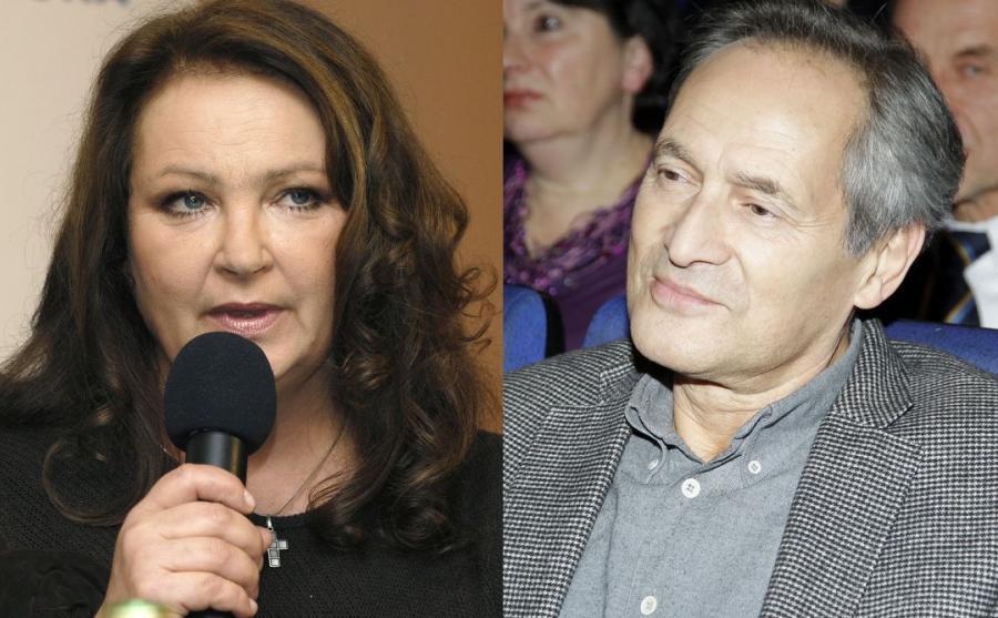 Anna Dymna, Jerzy Zelnik