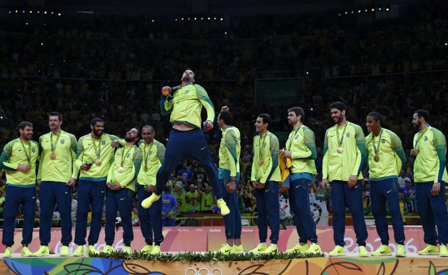 Brazylijscy siatkarze