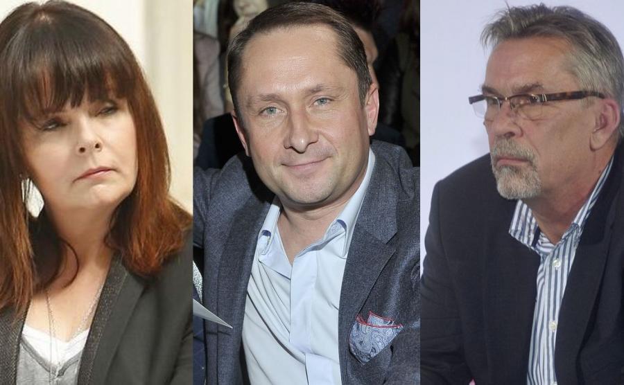 Karolina Korwin Piotrowska, Kamil Durczok, Jacek Żakowski