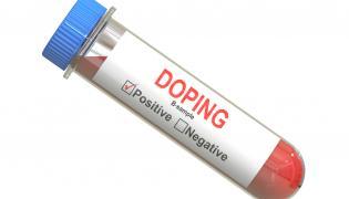 Michael Gallagher przyłapany na dopingu