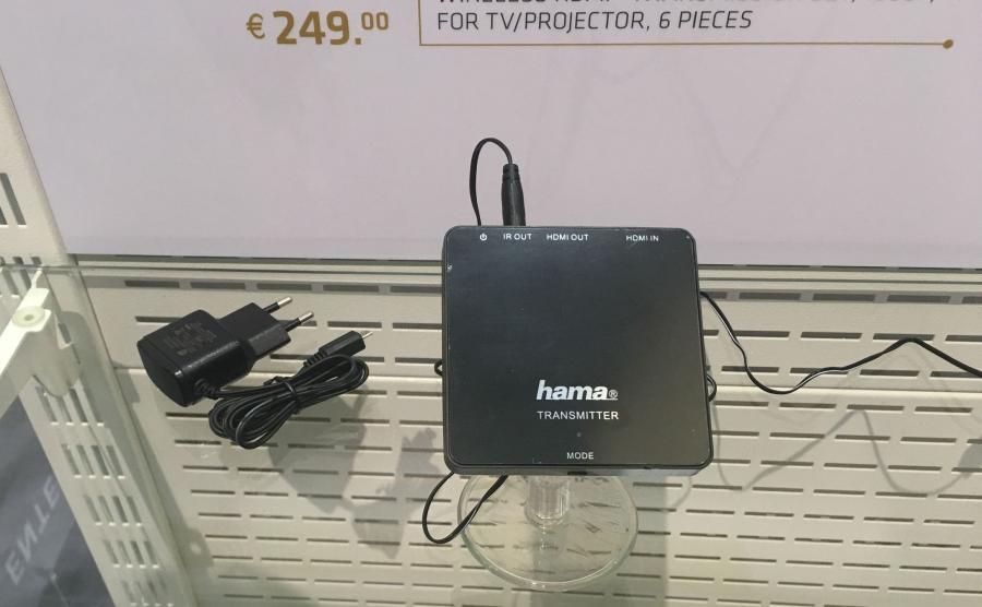 Bezprzewodowy przesyłacz sygnału HDMI