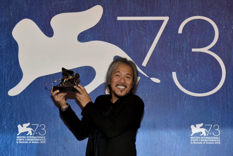 Filipiński reżyser Lav Diaz otrzymał Złotego Lwa za film \