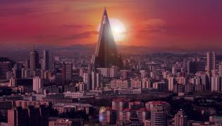 Pjongjang, stolica Korei Północnej