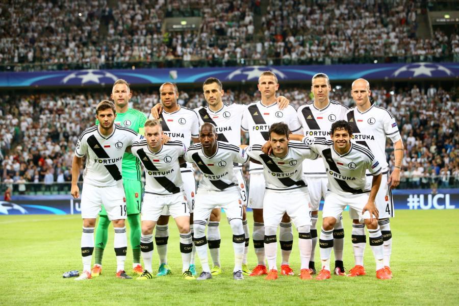 Legia - Borussia