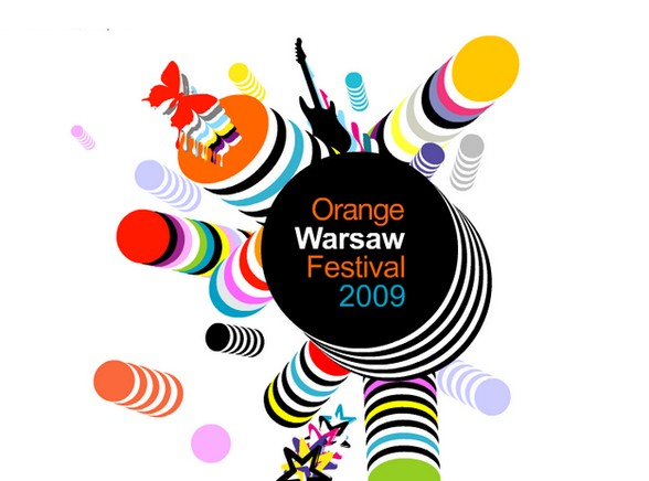 Logo Orange Warsaw Festival 2009