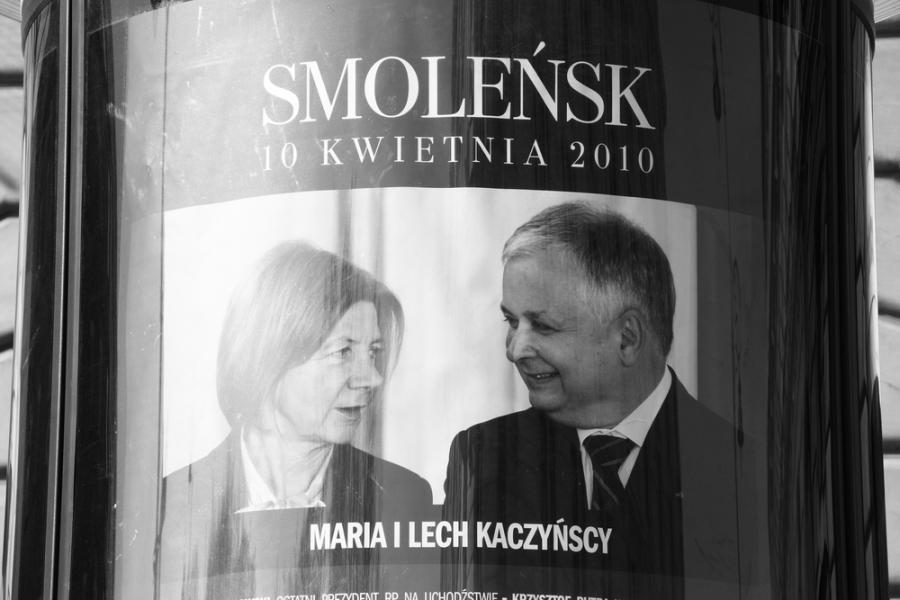 Maria i Lech Kaczyńscy