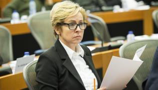 Europosłanka Jadwiga Wiśniewska