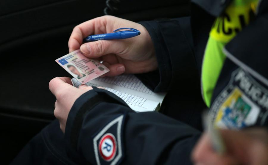 Policjant drogówki