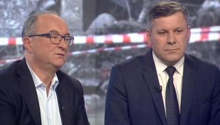 Włodzimierz Czarzasty i Janusz Piechociński