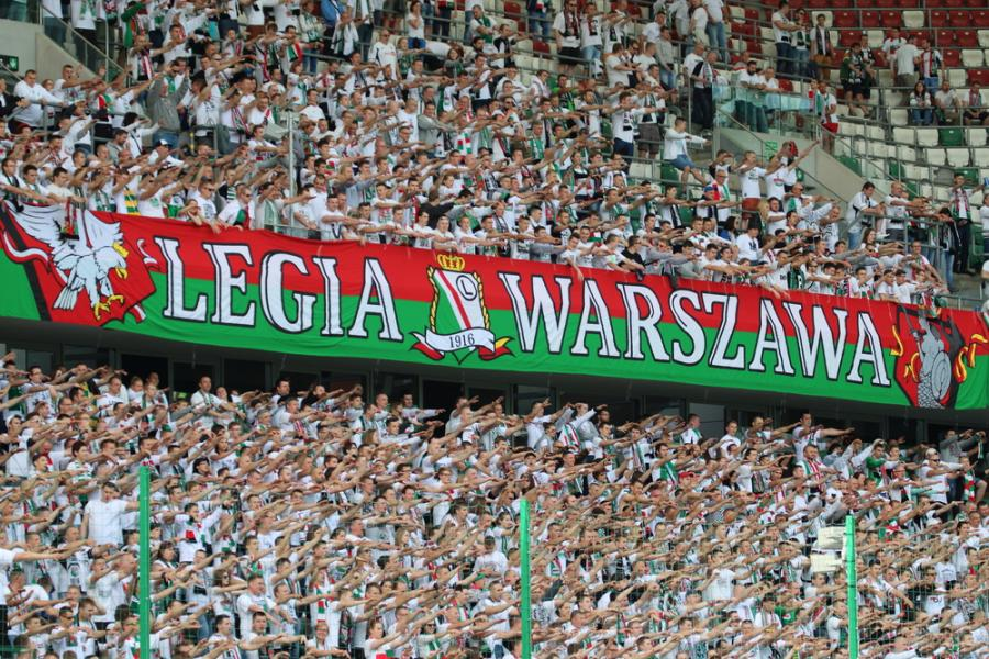 Kibiec Legii Warszawa