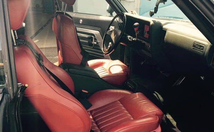 buick wildcat (1970; 370-konne V8)