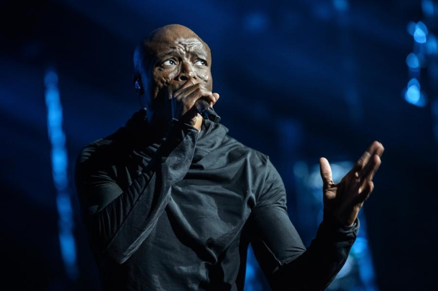 Seal dał wspaniały koncert w Lublinie, w Cetrum Spotkania Kultur - 12 listopada 2016