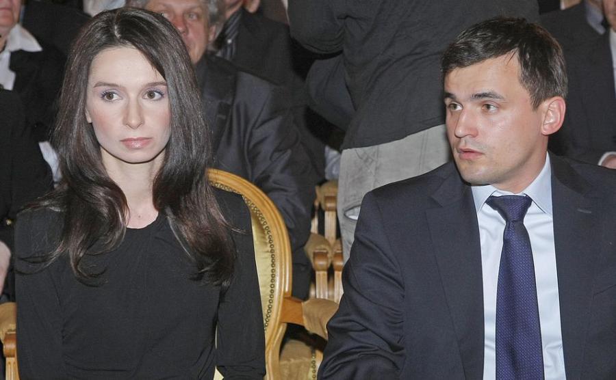 Marta Kaczyńska, Marcin Dubieniecki