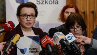 Minister Anna Zalewska