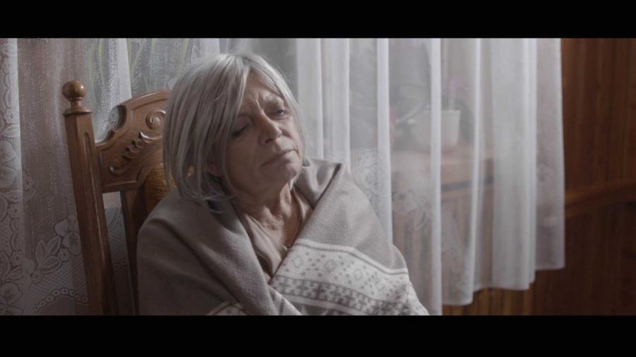 """Dorota Stalińska w filmie """"Kolekcja sukienek"""" - obraz w kinach od 9 grudnia 2016 roku"""