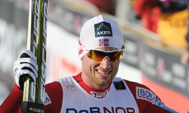 Petter Northug szczery do bólu.
