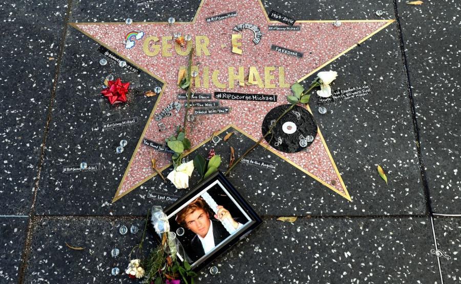 Gwiazda George\'a Michaela