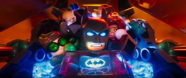 Lego Batman: Film trafi do kin 9 lutego