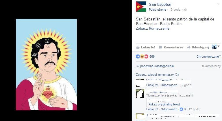 patron San Escobar