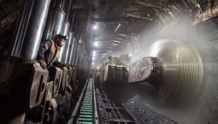 kopalnia, górnik, górnictwo