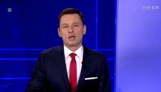 """Krzysztof Ziemiec w """"Widomościach"""" TVP"""