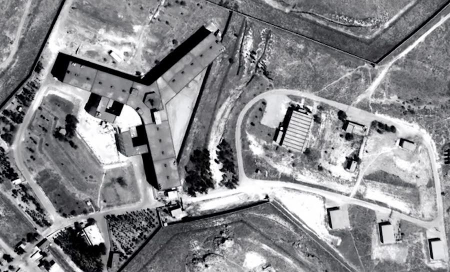Więzienie Saydnaya