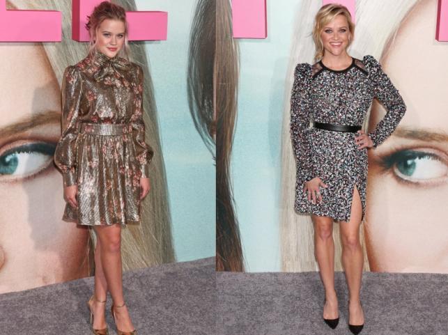 Reese Witherspoon z córką Avą Phillippe