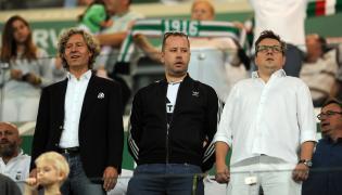 Dariusz Mioduski, Bogusław Leśnodorski i Maciej Wandzel
