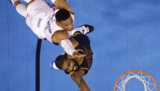 Kyrie Irving i Russell Westbrook
