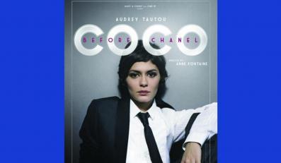 Audrey Tatou skrojona na miarę Chanel